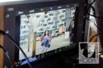 Съёмки клипа Вприпрыжку Маши Жилиной
